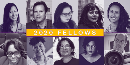 Image of all the 2020 Docs In Progress Fellows