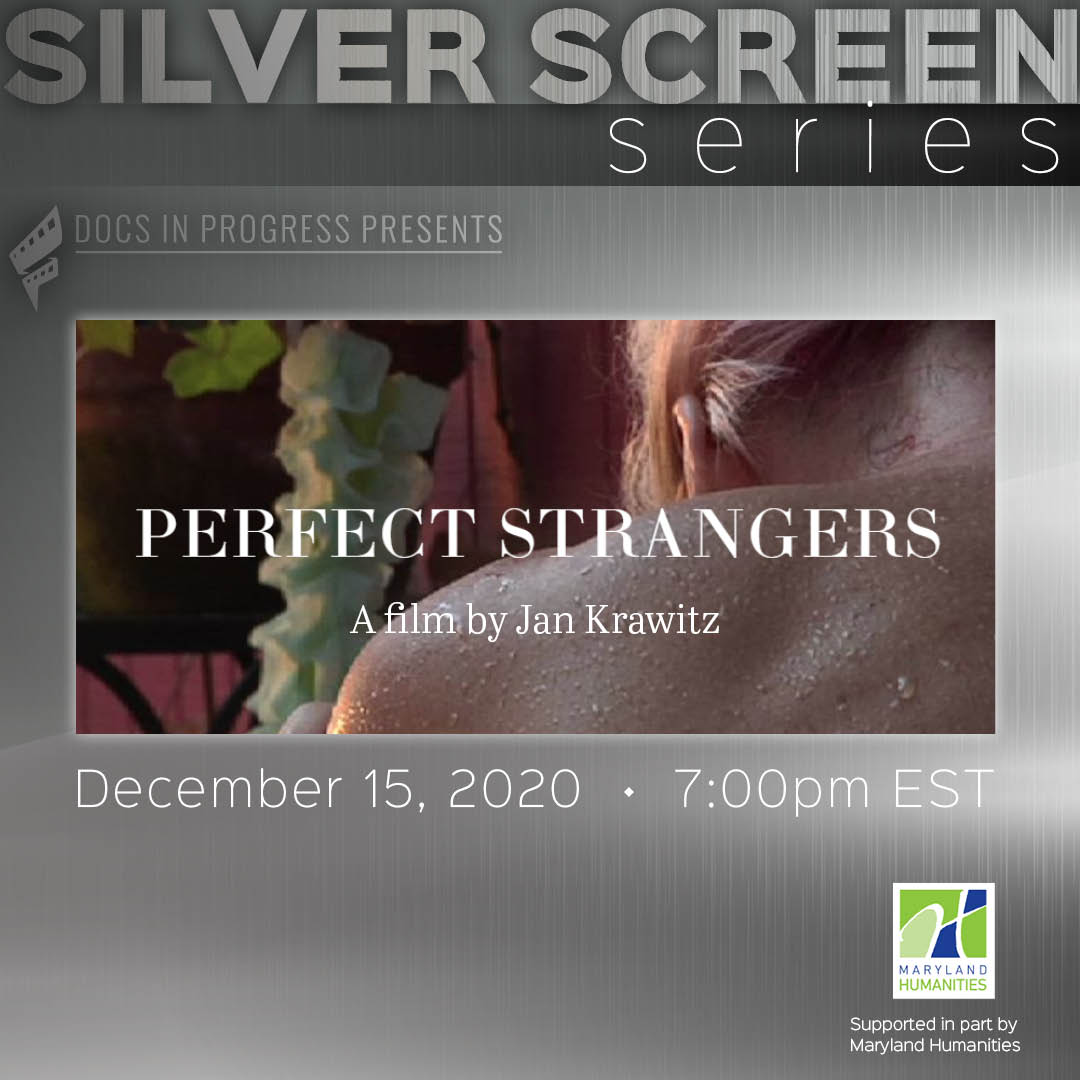 Image of Jan Krawitz's film Perfect Strangers featured in the Silver Screen Series