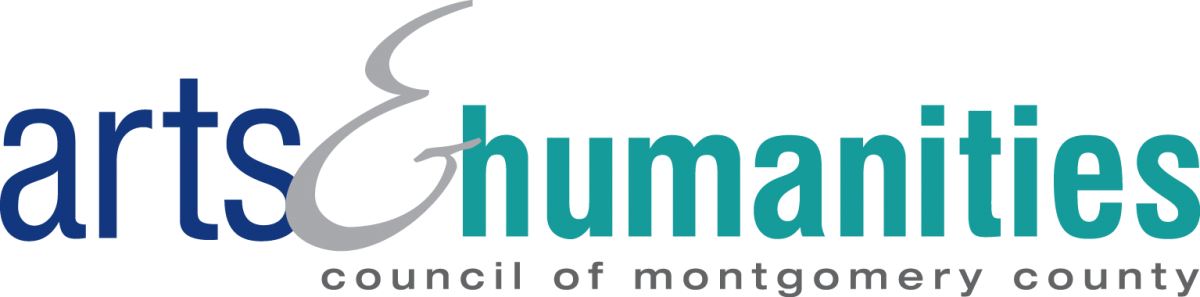 Logo for the Arts and Humanities Council of Montgomery County