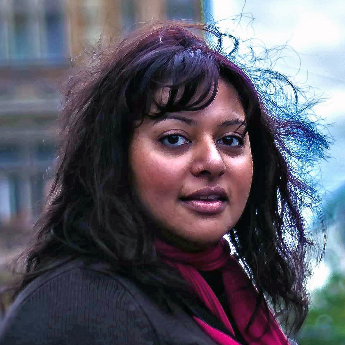 Headshot of Nivedita Das