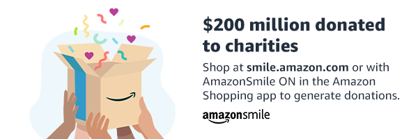 Donate to Docs In Progress through Amazon Smiles