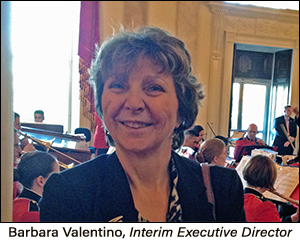 Photo of Barbara Valentino, Interim Executive Director of Docs In Progress