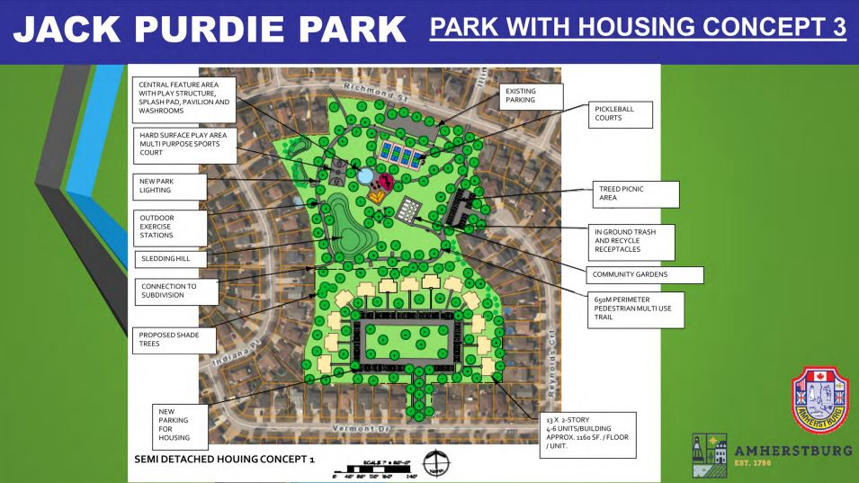 Jack Purdie Park Concept 3
