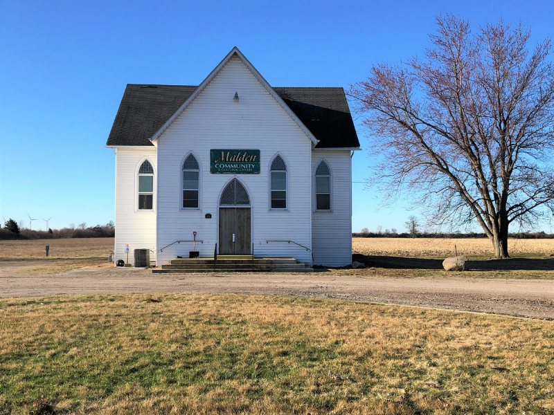The Little White Church in Amherstburg will be transformed into a Bed and Breakfast.