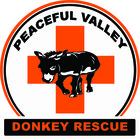About: Peaceful Valley Donkey Rescue Helping Abused Animals