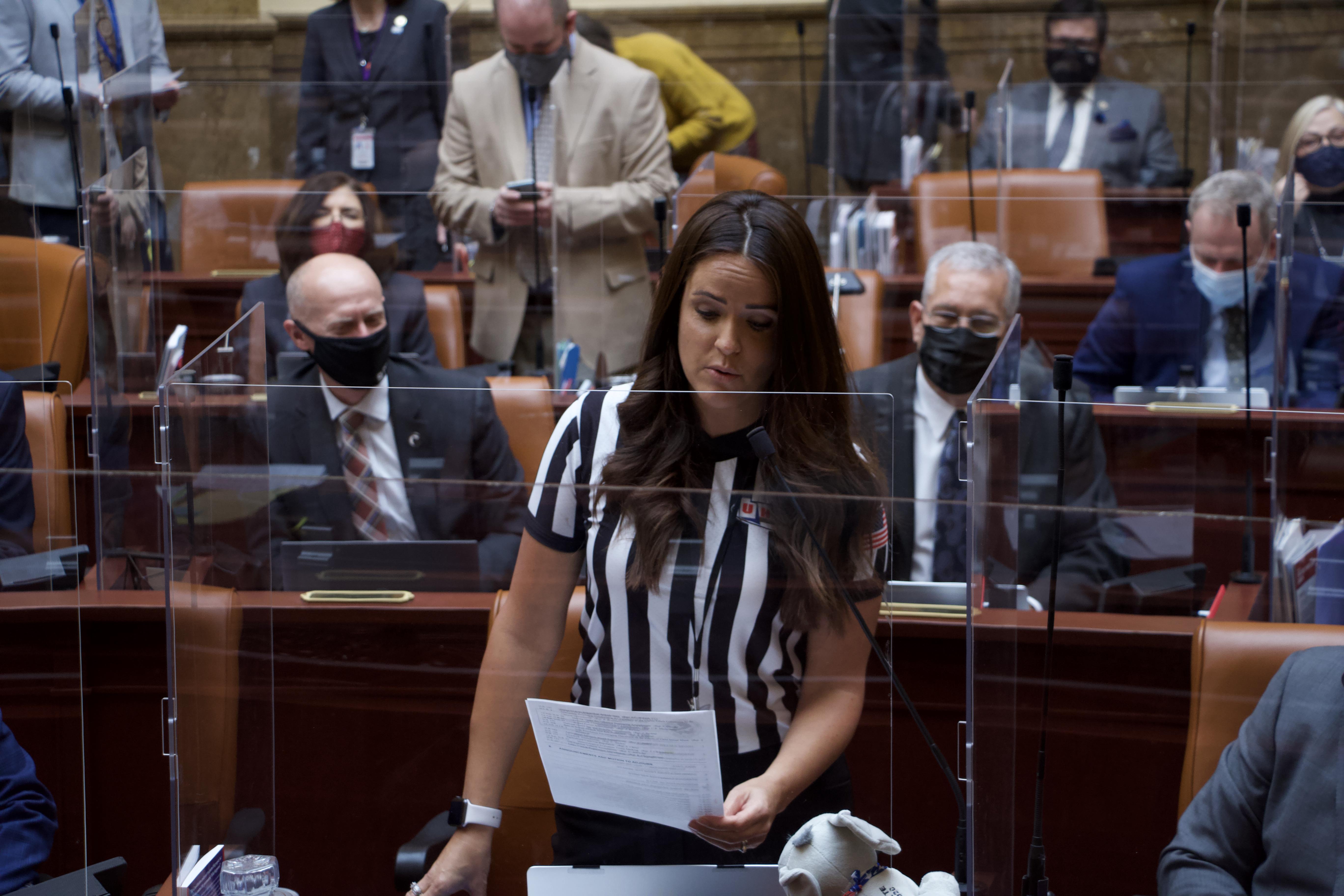 Representative Kera Birkeland