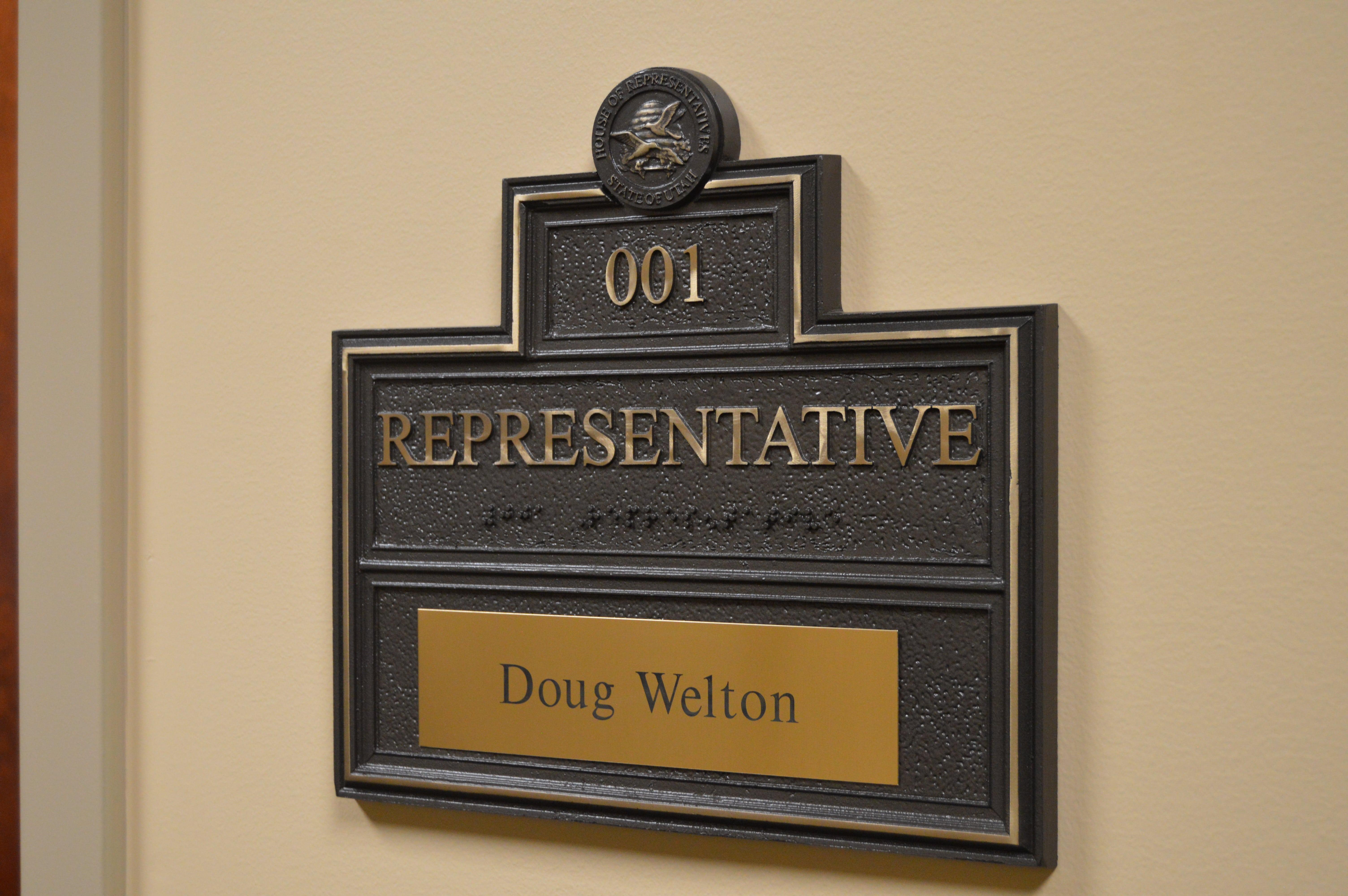 Rep Welton Office