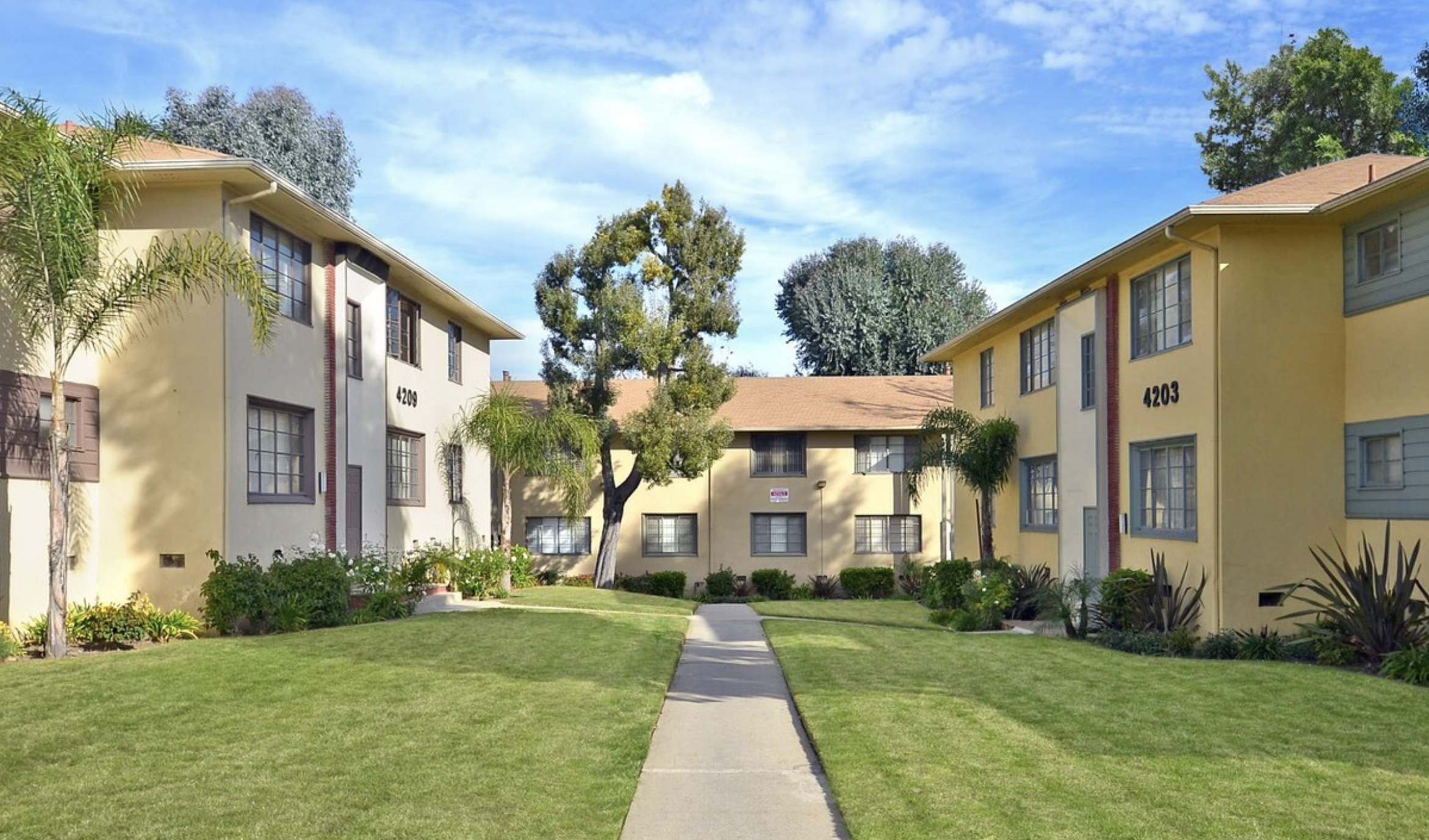 Baldwin Village Apartments