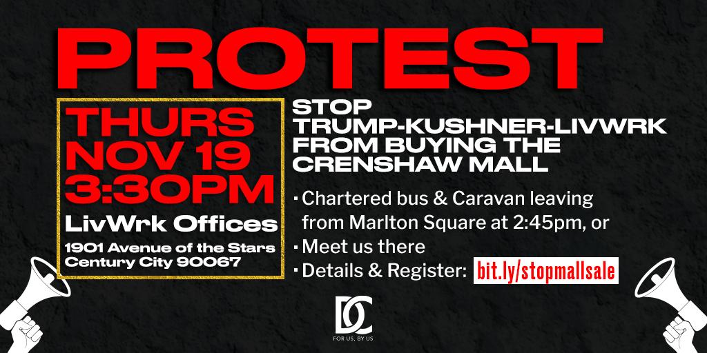 Protest LivWrk Graphic 11-19