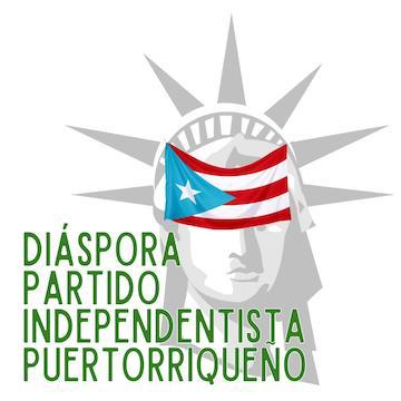 Diáspora del Partido Independentista Puertorriqueño