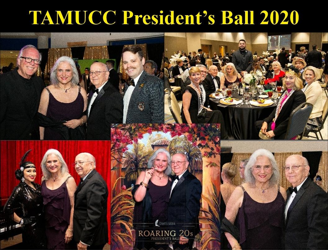 presidents ball