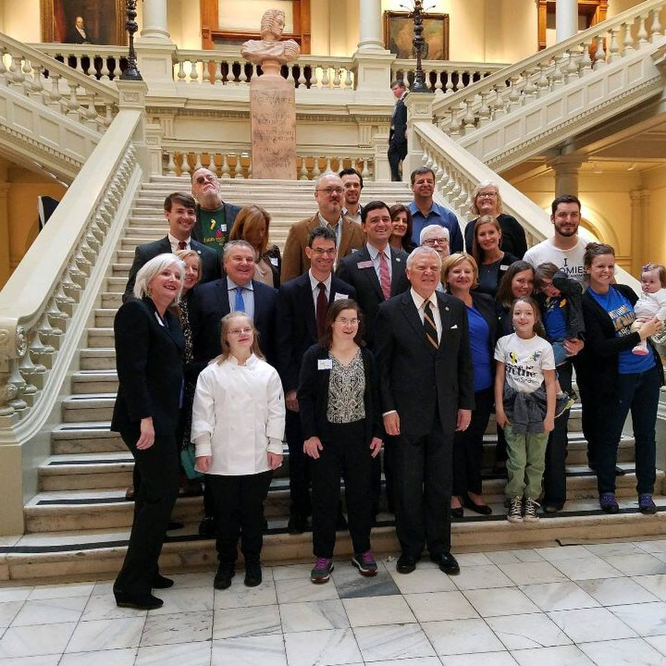 Down Syndrome Consortium at the Capitol