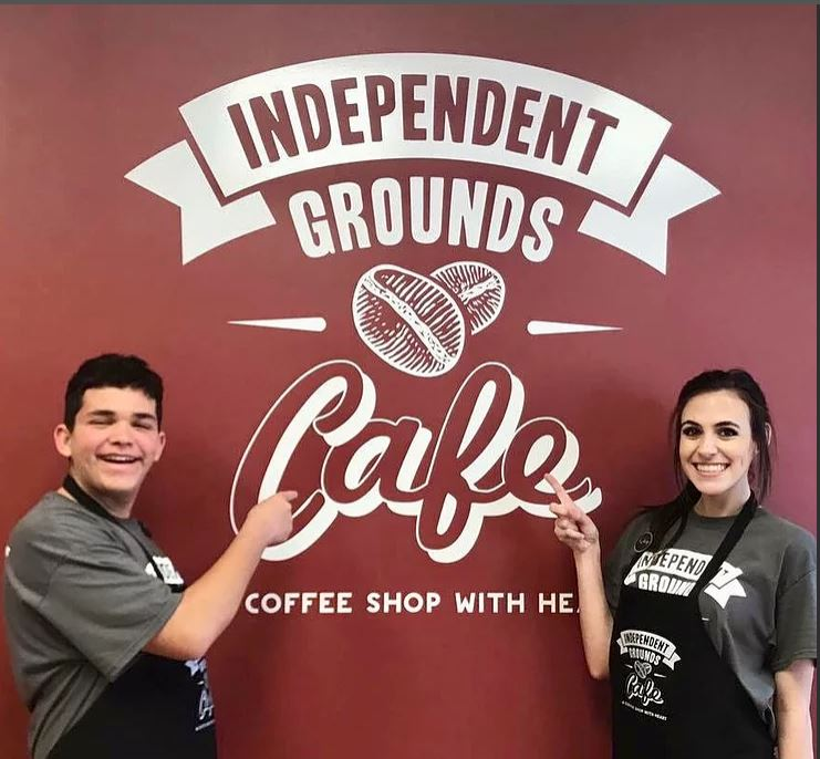 Independent Grounds Cafe DSAA Coffee