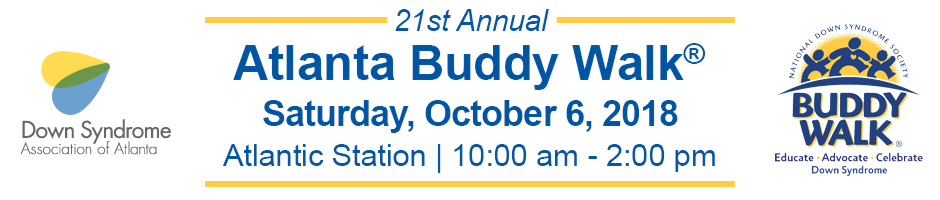 Buddy Walk Banner