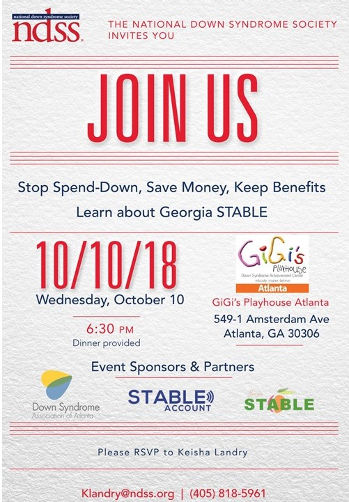 Georgia Stable 10-10 Event