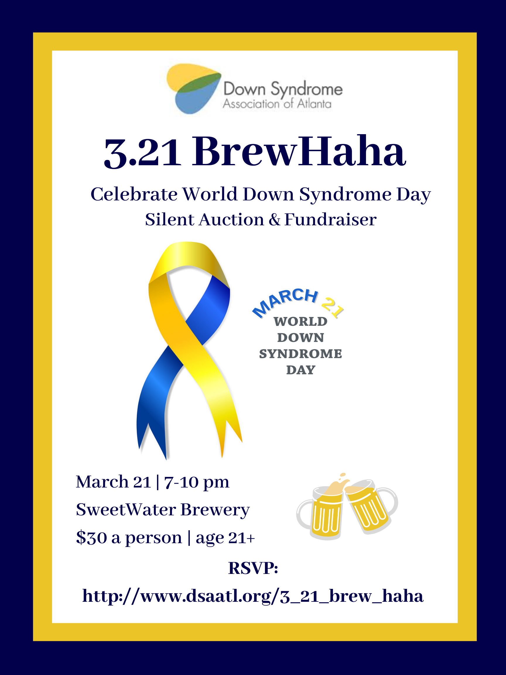 3.21 brewhaha flyer