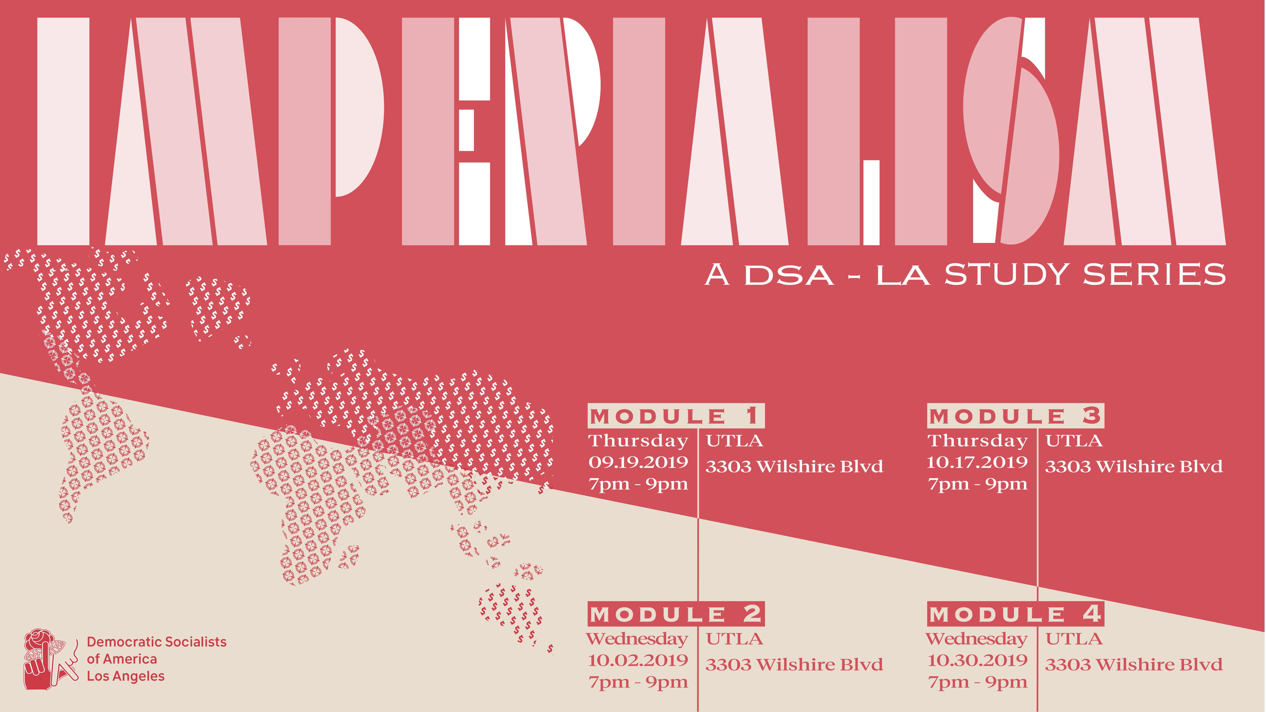 Imperialism Series Infographic