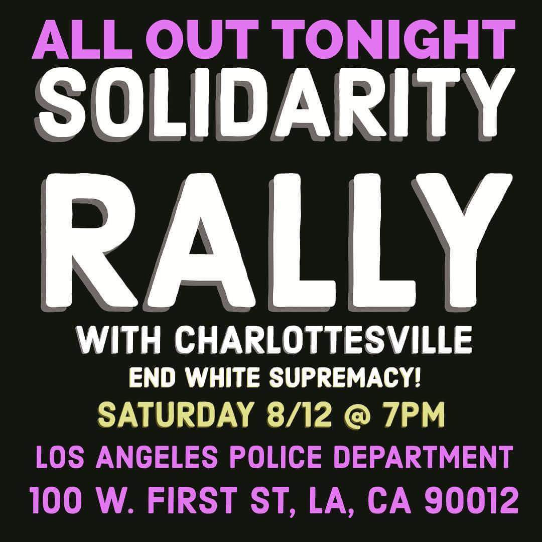 Solidarity Rally