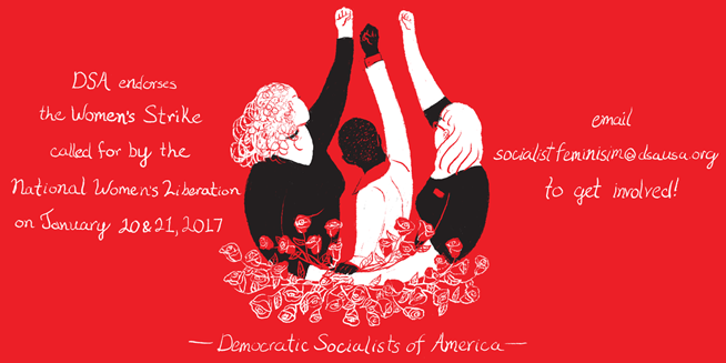 DSA Womens Strike