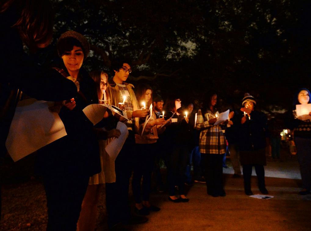 LDS Candlelight Vigil