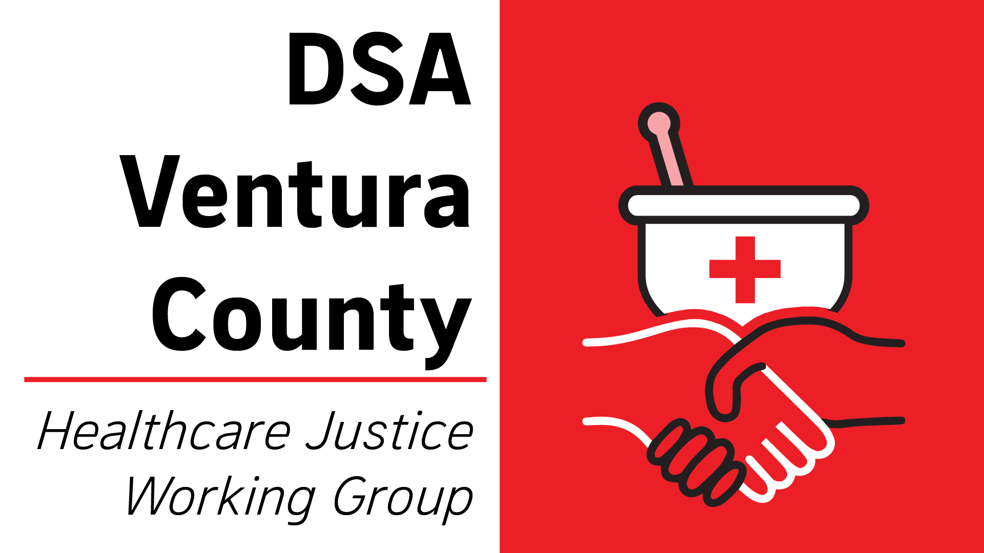 Healthcare Justice Working Group Web Banner