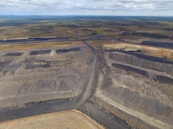 Caval Ridge mine