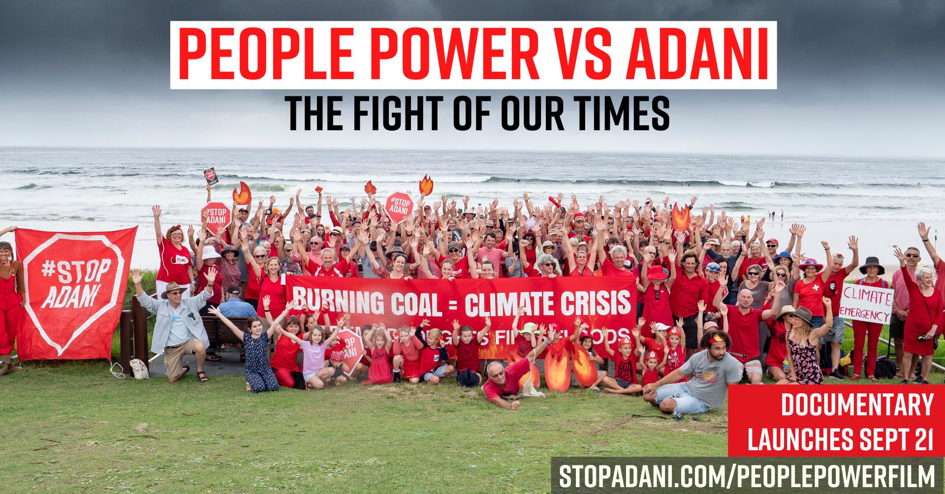 Stop Adani group