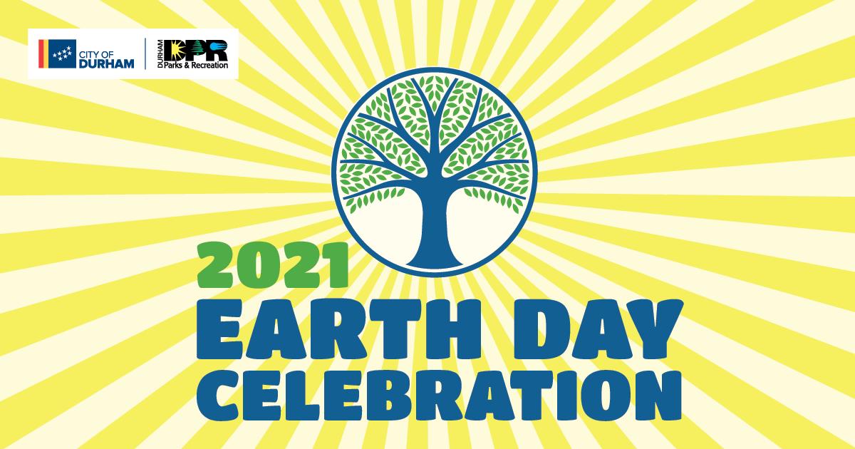 Earth day 2021 illustrative graphic