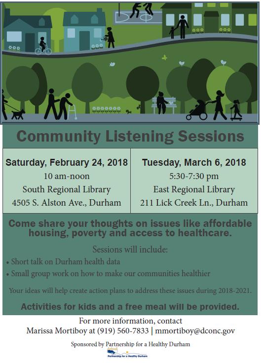News Durham Neighborhood Improvement Services
