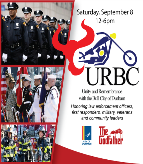 Unity And Remembrance With The Bull City Of Durham City Of Durham
