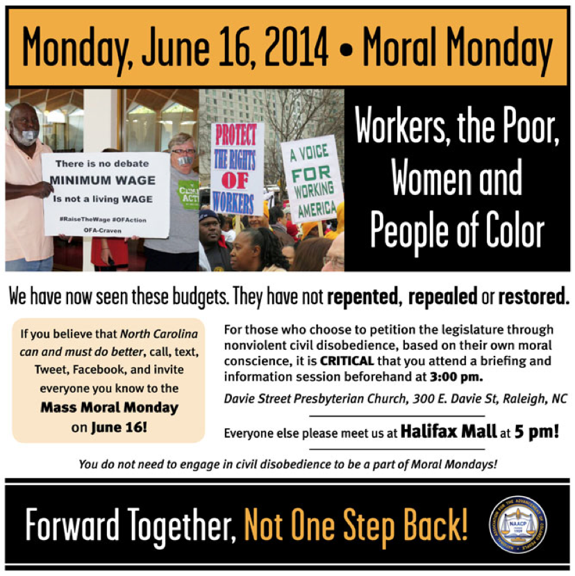 Moral Monday June 16