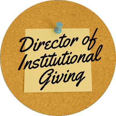 Director of Institutional Giving