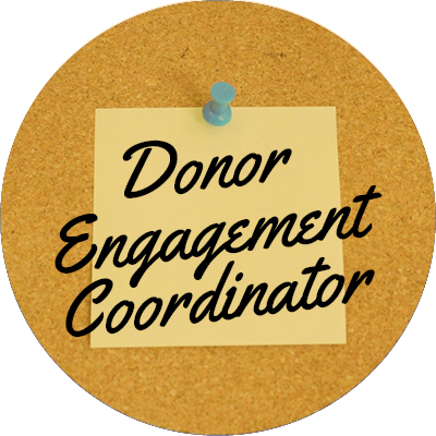 Donor Engagement Coordinator