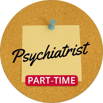 Psychiatrist (Part-Time)