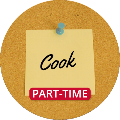 Part-Time Cook
