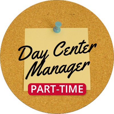 Part-Time Day Center Manager
