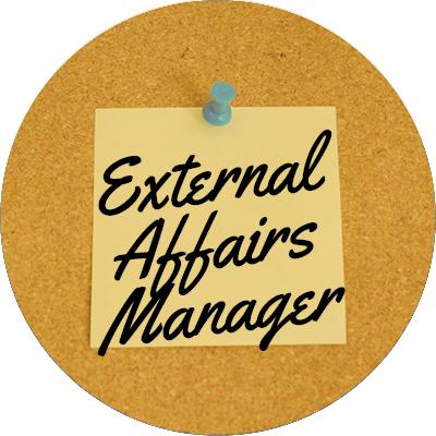 External Affairs Manager