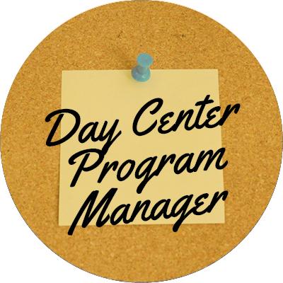 Day Center Program Manager