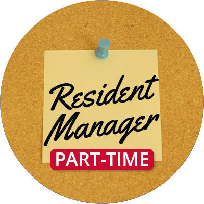 Part-Time Resident Manager