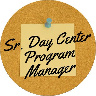 Senior Day Center Program Manager