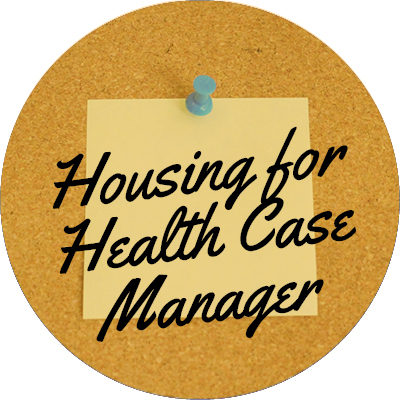 Housing For Health Case Manager