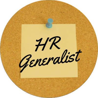 HR Generalist