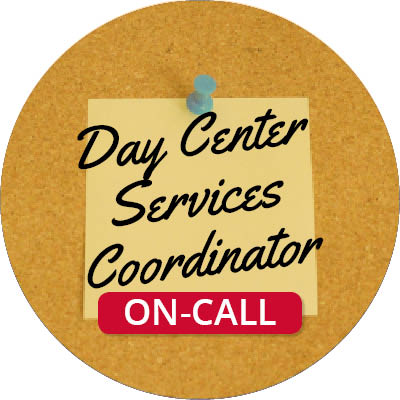 Day Center Services Coordinator (OC)