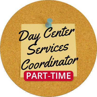 Day Center Services Coordinator (PT)
