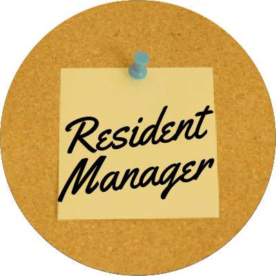 Resident Manager
