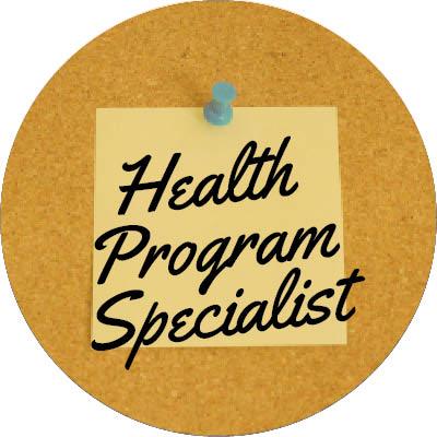 Health Program Specialist