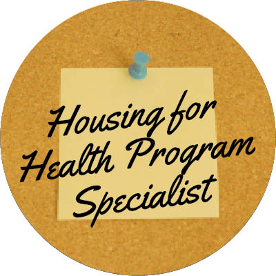 Housing For Health Program Specialist