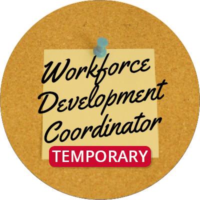 Workforce Development Coordinator (Temporary)