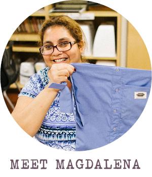 Meet Magdalena!