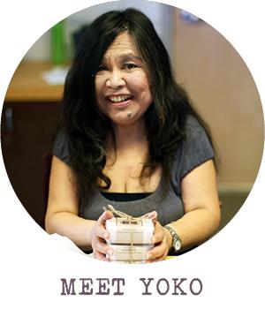 Meet Yoko!
